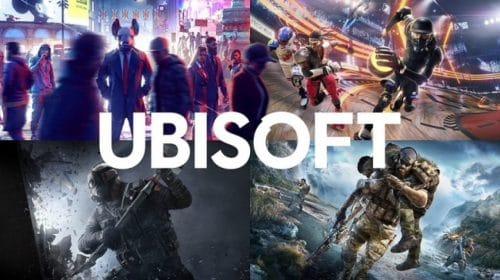 Ubisoft lançará 5 jogos entre março de 2020 e abril de 2021