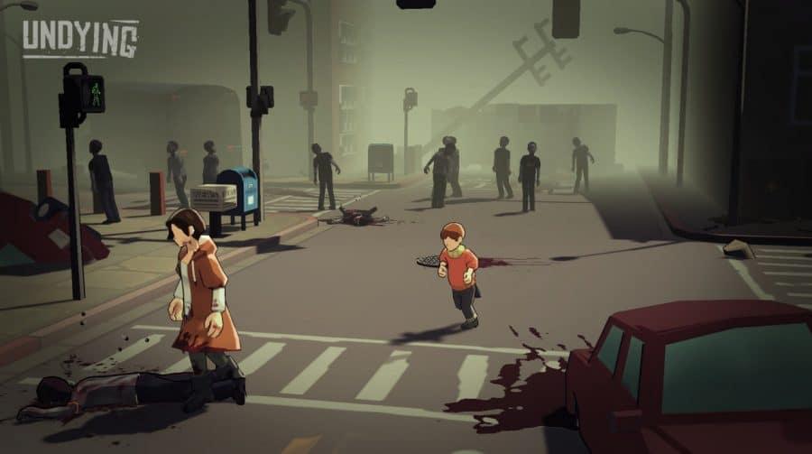 Jogo de sobrevivência Undying chegará ao PlayStation 4