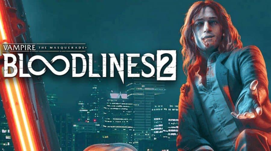 Vampire: The Masquerade - Bloodlines 2 tem mais de 30h de campanha