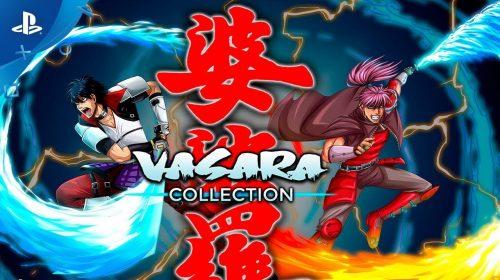 Vasara Collection chega ao PS4 em 13 de agosto