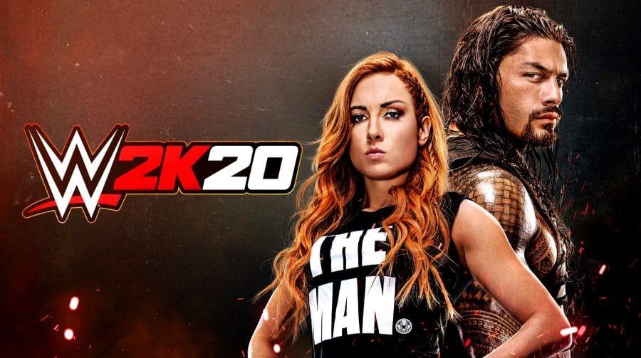 WWE 2K20 ficou totalmente inacessível ao entrar em 2020