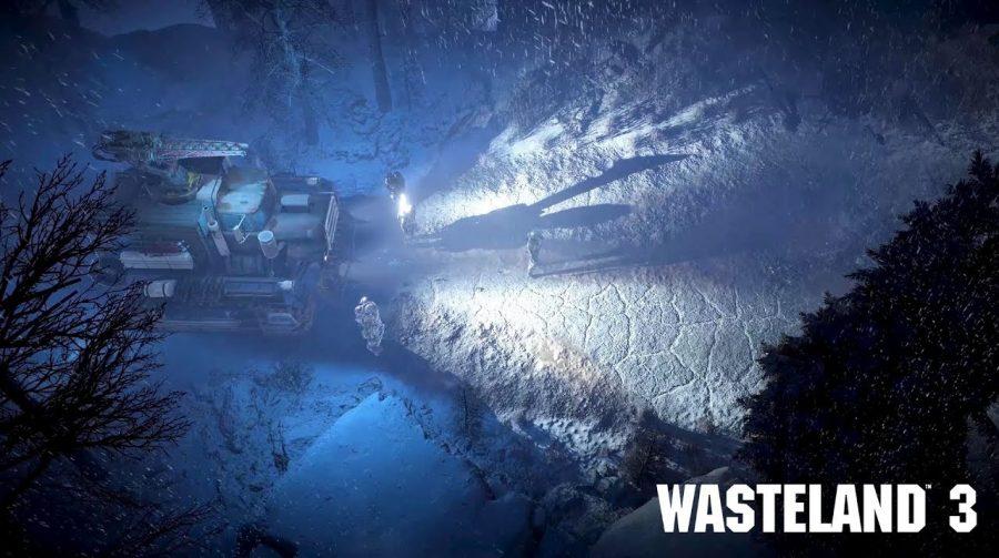 Wasteland 3 ganha novo gameplay na Gamescom 2019