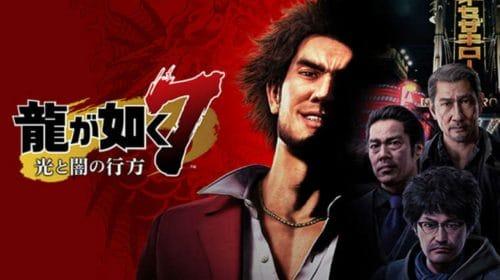 SEGA anuncia Yakuza 7 para PlayStation 4