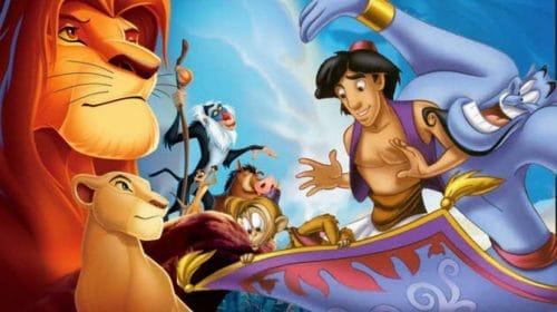 Aladdin e O Rei Leão chegam remasterizados ao PS4
