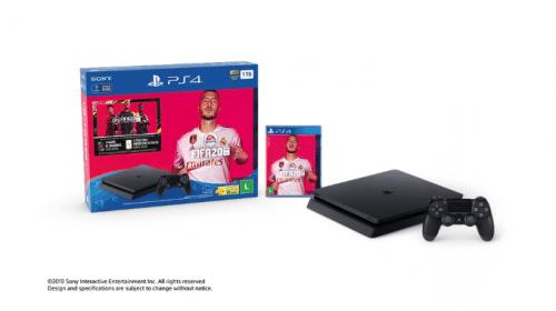 Sony anuncia bundle com PS4 Slim e FIFA 20