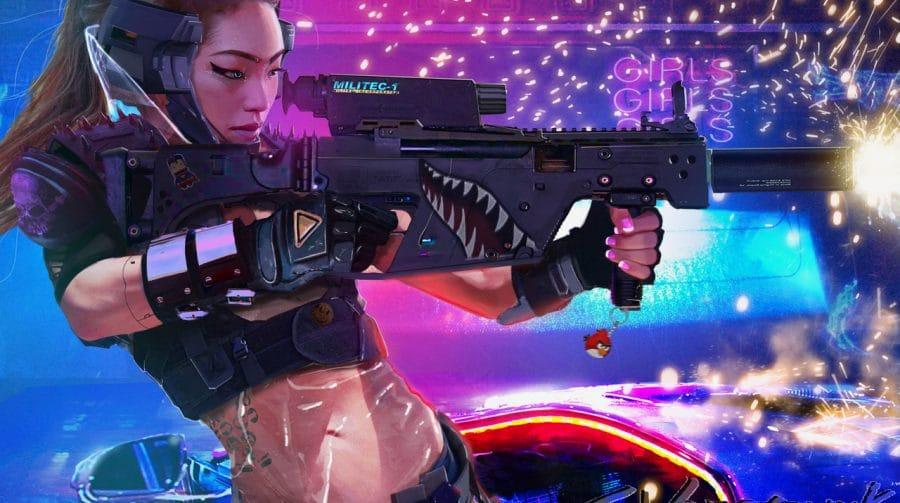 Cyberpunk 2077 estará na Tokyo Game Show 2019