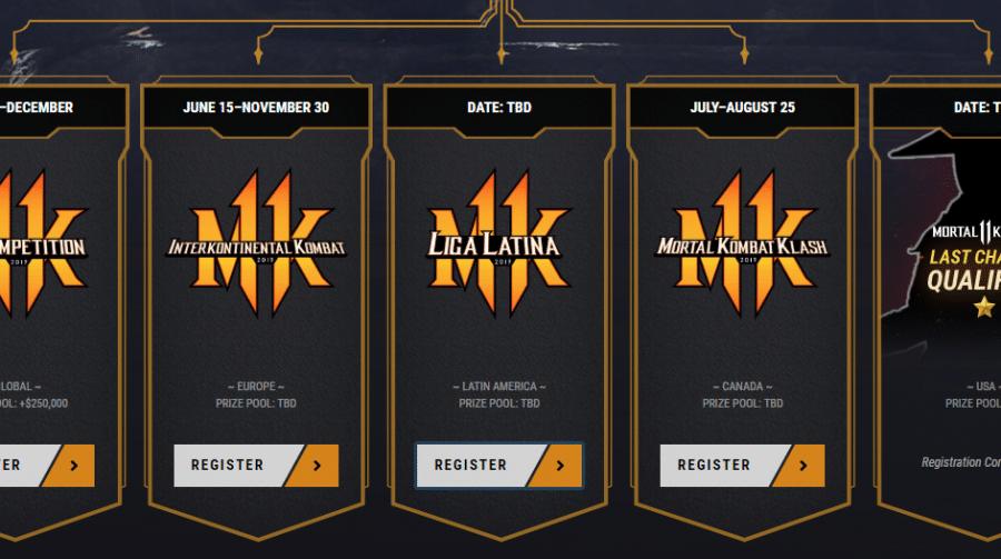 Mortal Kombat 11 terá torneio oficial na Brasil Game Show