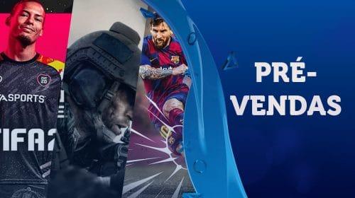 Só hoje! Submarino oferece descontos em pré-vendas de jogos