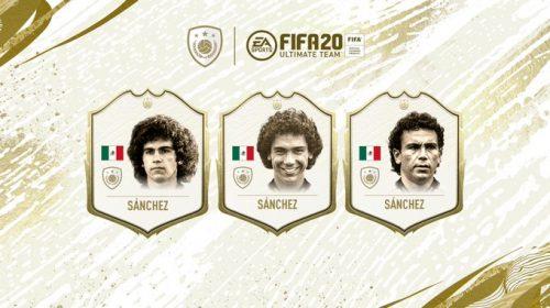 EA revela mais um icon de FIFA 20: Hugo Sánchez