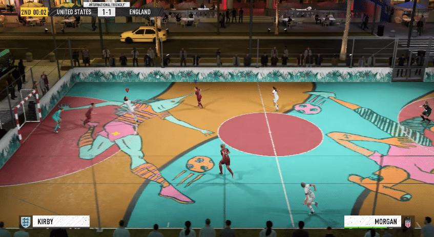FIFA 20 terá jogos de rua