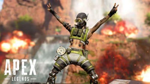 Jogadores de Apex Legends estão com progressos travados em partidas ranqueadas