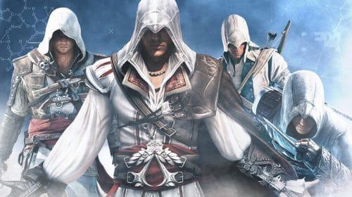 Série Assassin's Creed ultrapassa 140 milhões de unidades vendidas