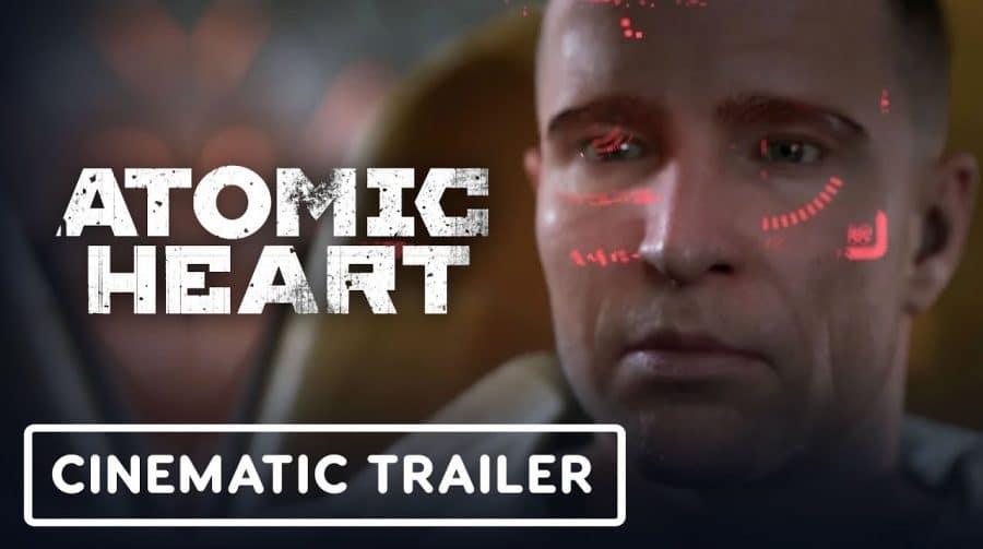Lembra dele? Atomic Heart, jogo estilo BioShock, ganha novo trailer
