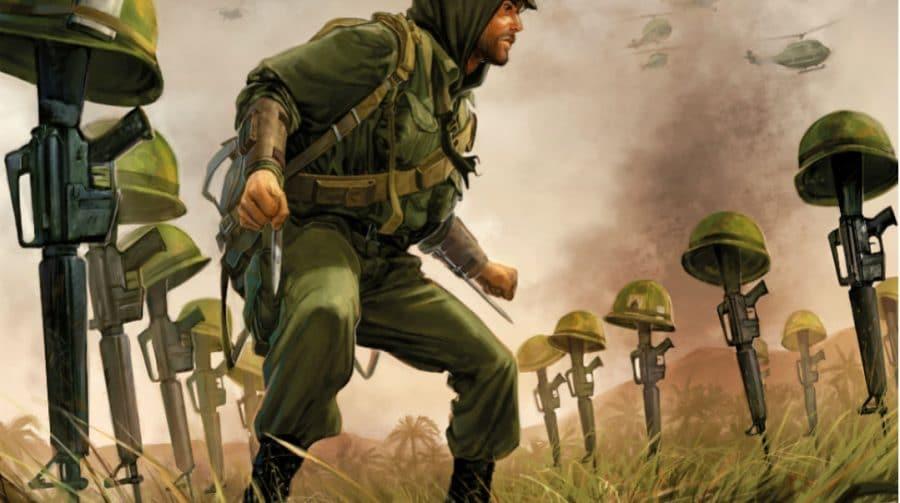 HQ vai levar Assassin's Creed até a Guerra do Vietnã
