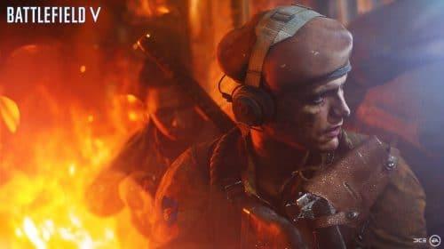 DICE pede desculpas pelos transtornos em Battlefield V