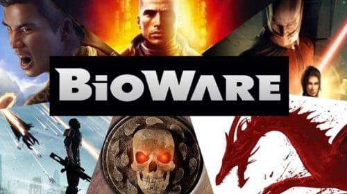 BioWare está criando um novo jogo de uma