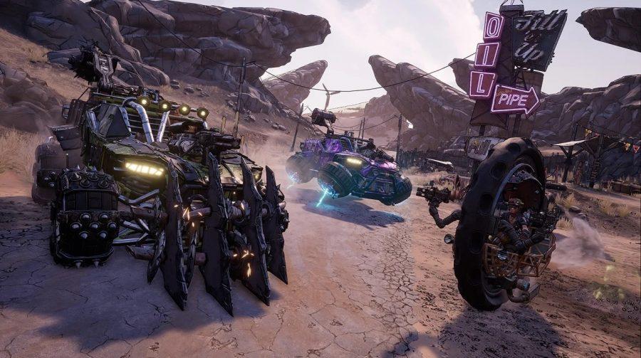 Borderlands 3: mais conteúdos end game são revelados