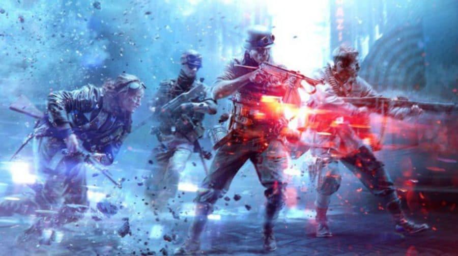 Battlefield V recebe novos mapas, armas e melhorias