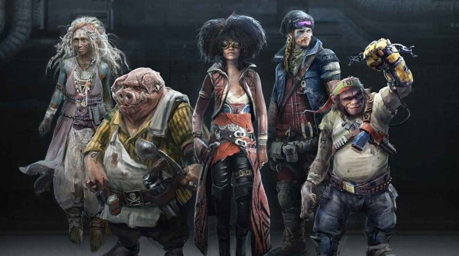 Beyond Good and Evil 2 quer