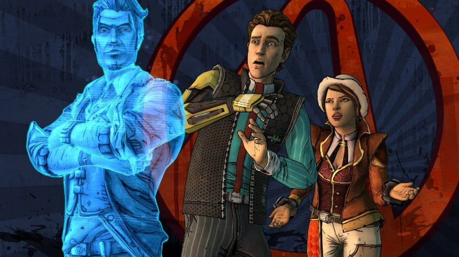 Roteirista de Borderlands 3 quer continuar 'Tales' da Telltale Games