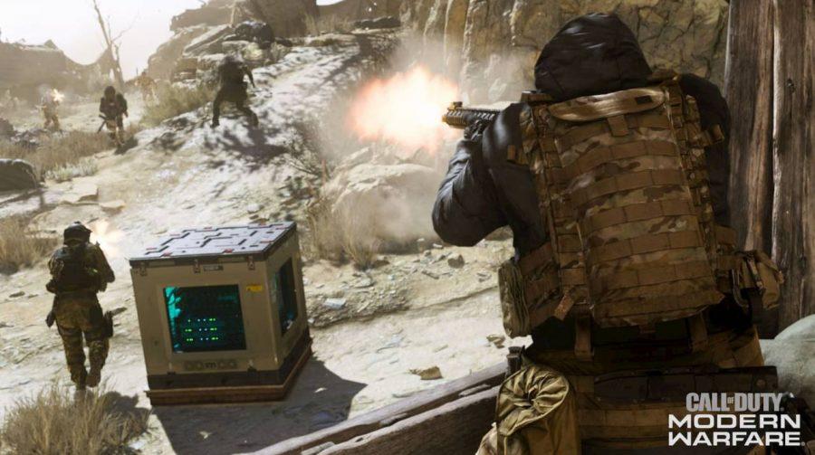 Jogadores de Call of Duty: Modern Warfare descobrem cross-progression
