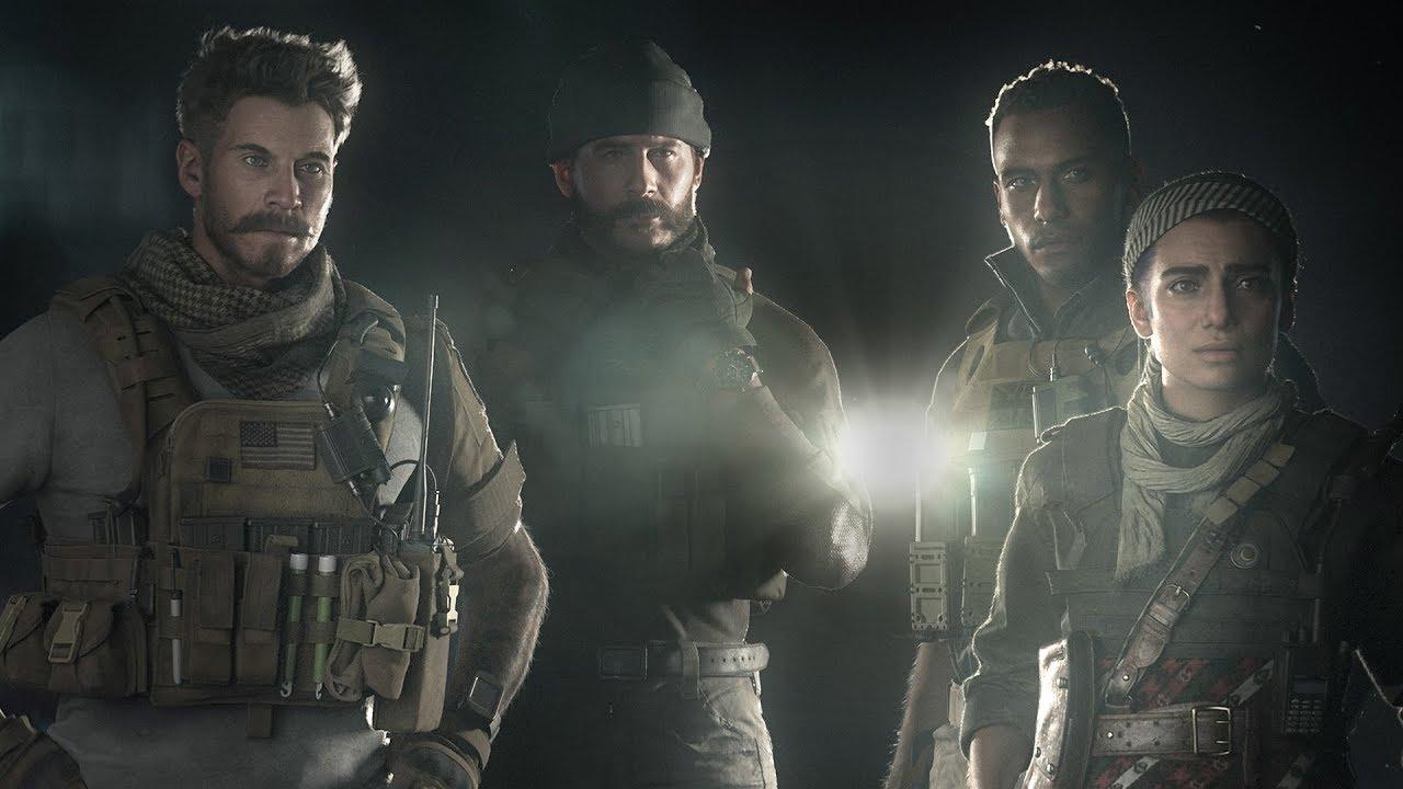 Capitão Price voltou: Trailer de CoD: Modern Warfare revela campanha