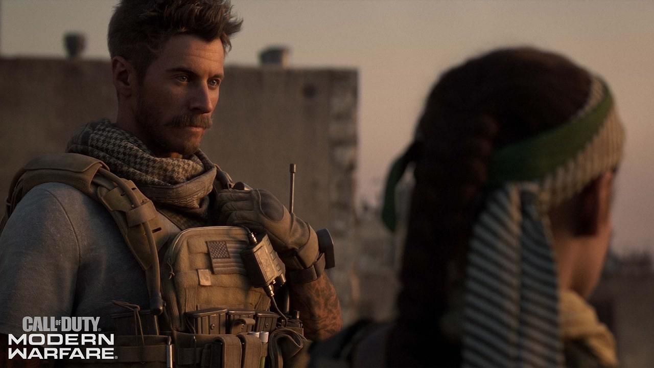 História de CoD: Modern Warfare terá três protagonistas