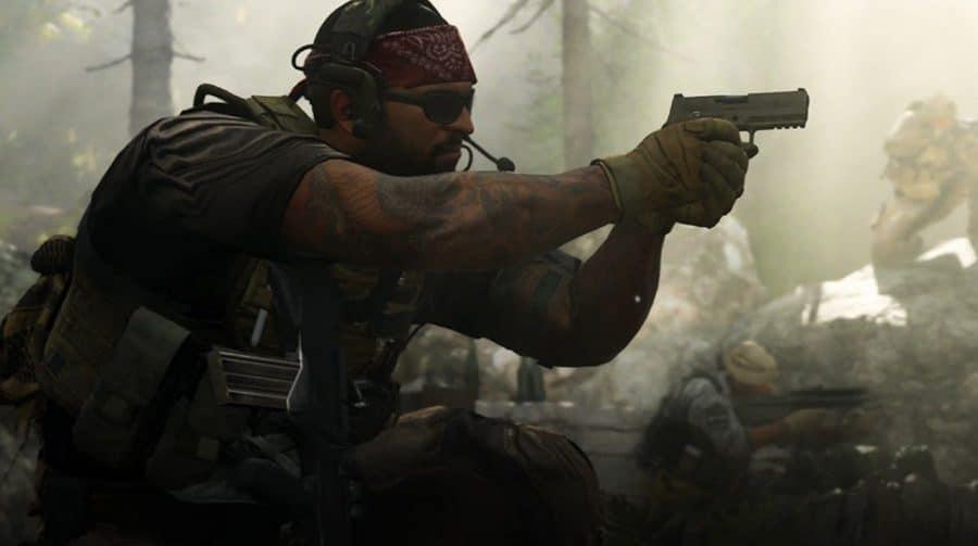 Call of Duty: Modern Warfare recebe modo 'Jogo de Armas'