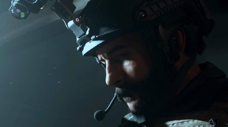 Call of Duty Modern Warfare: duração