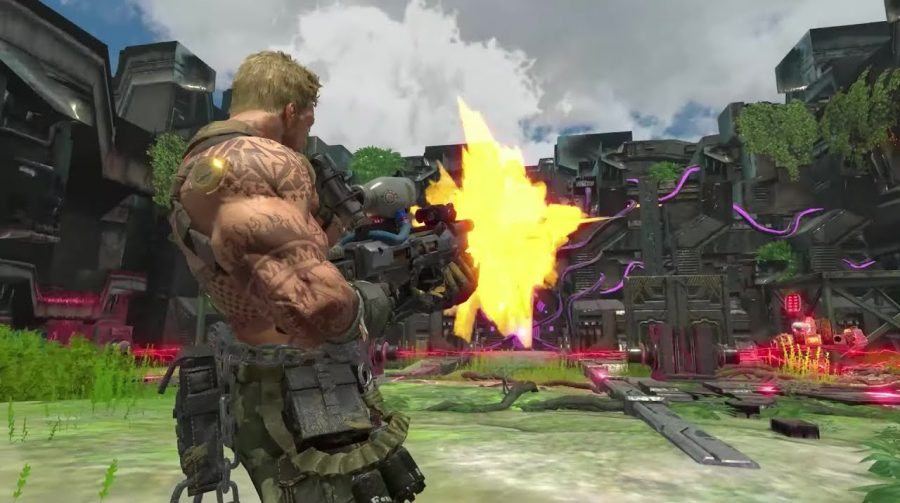 Gameplay de Contra: Rogue Corps foge dos jogos clássicos
