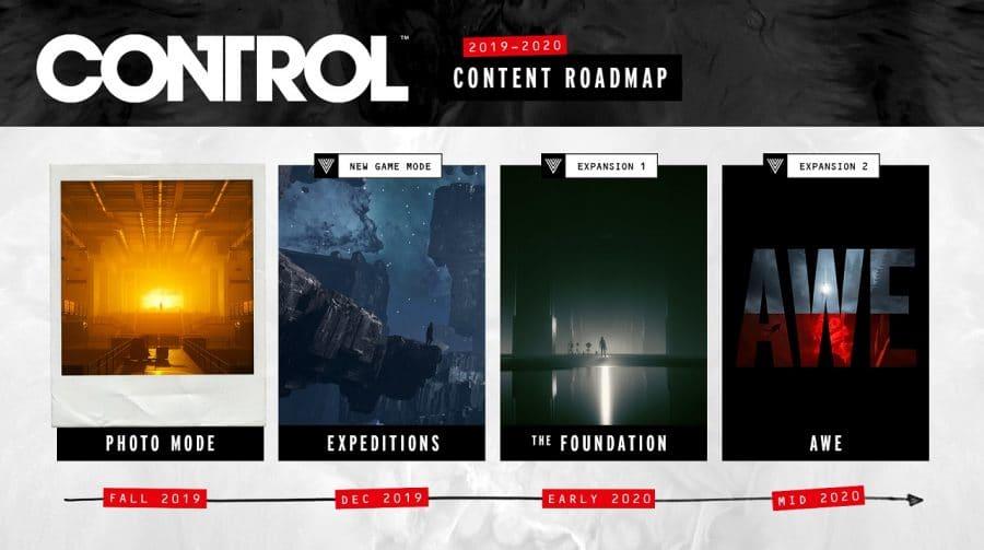 Control: DLCs são anunciados e sugerem crossover com Alan Wake