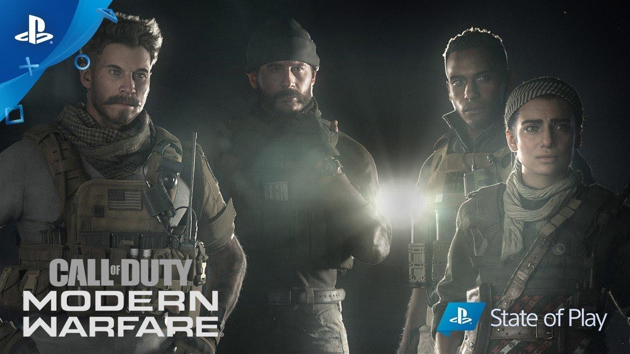 Spec Ops de Call of Duty Modern Warfare será