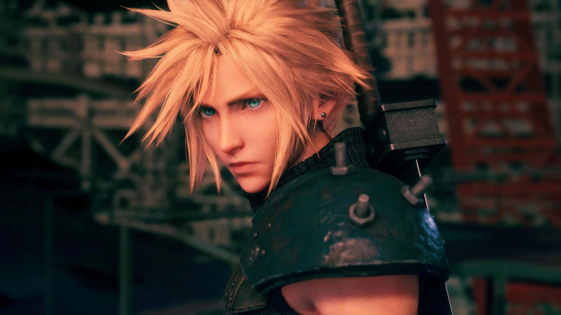 Final Fantasy VII Remake terá capa reversível na versão física