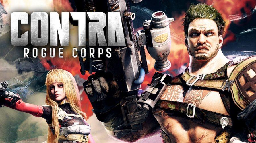 Demo de Contra: Rogue Corps está disponível na PS Store
