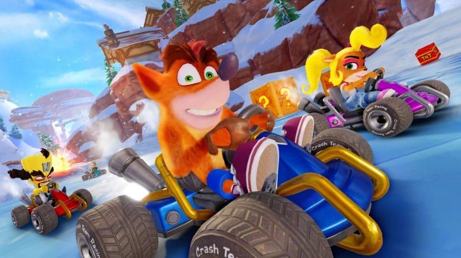 Parabéns pra você! Crash Bandicoot celebra 23 anos de vida