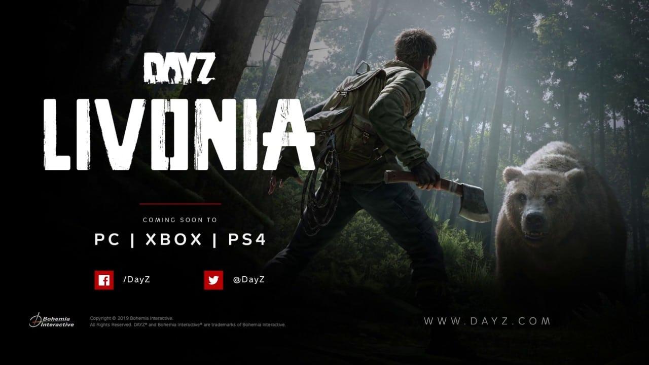 DayZ: estúdio anuncia mapa Livonia