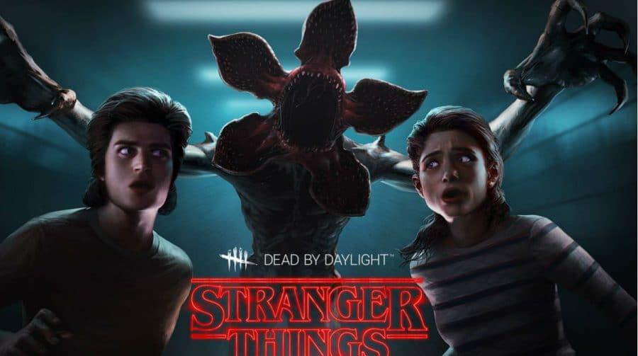 Demogorgon de Stranger Things chega ao Dead by Daylight