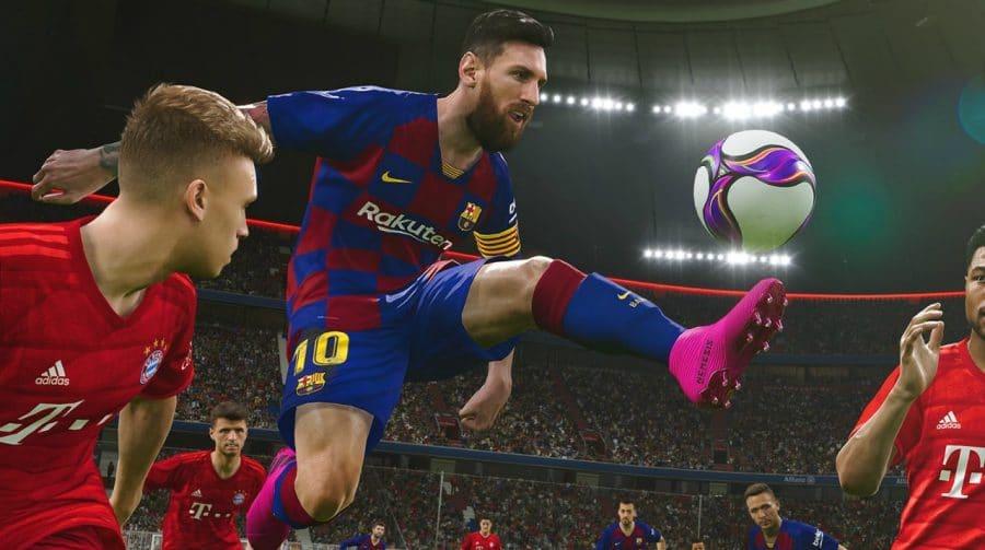 eFootball PES 2020: Konami dá moedas myClub como desculpas pelos times desatualizaods