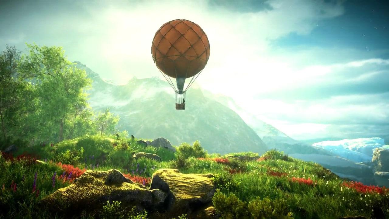 Eastshade, game que desperta o artista dentro do jogador, chegará ao PS4