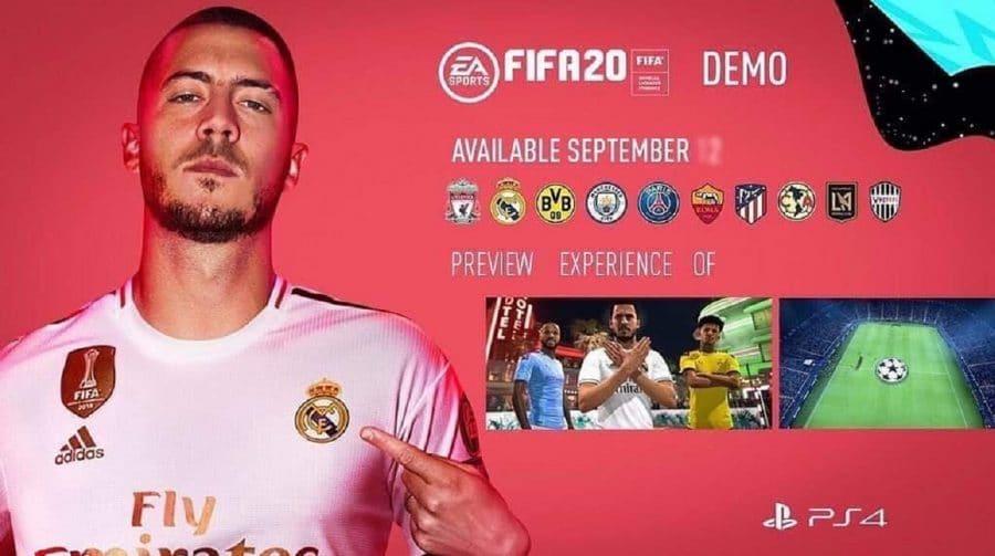 [Rumor] Vazamento aponta demo de FIFA 20 nos próximos dias