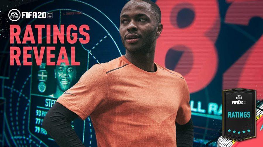 FIFA 20: novo trailer marca revelação dos ratings para 9 de setembro