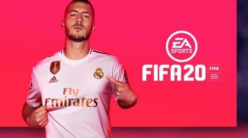 FIFA 20 foi o jogo mais baixado na PS Store do Brasil em 2019