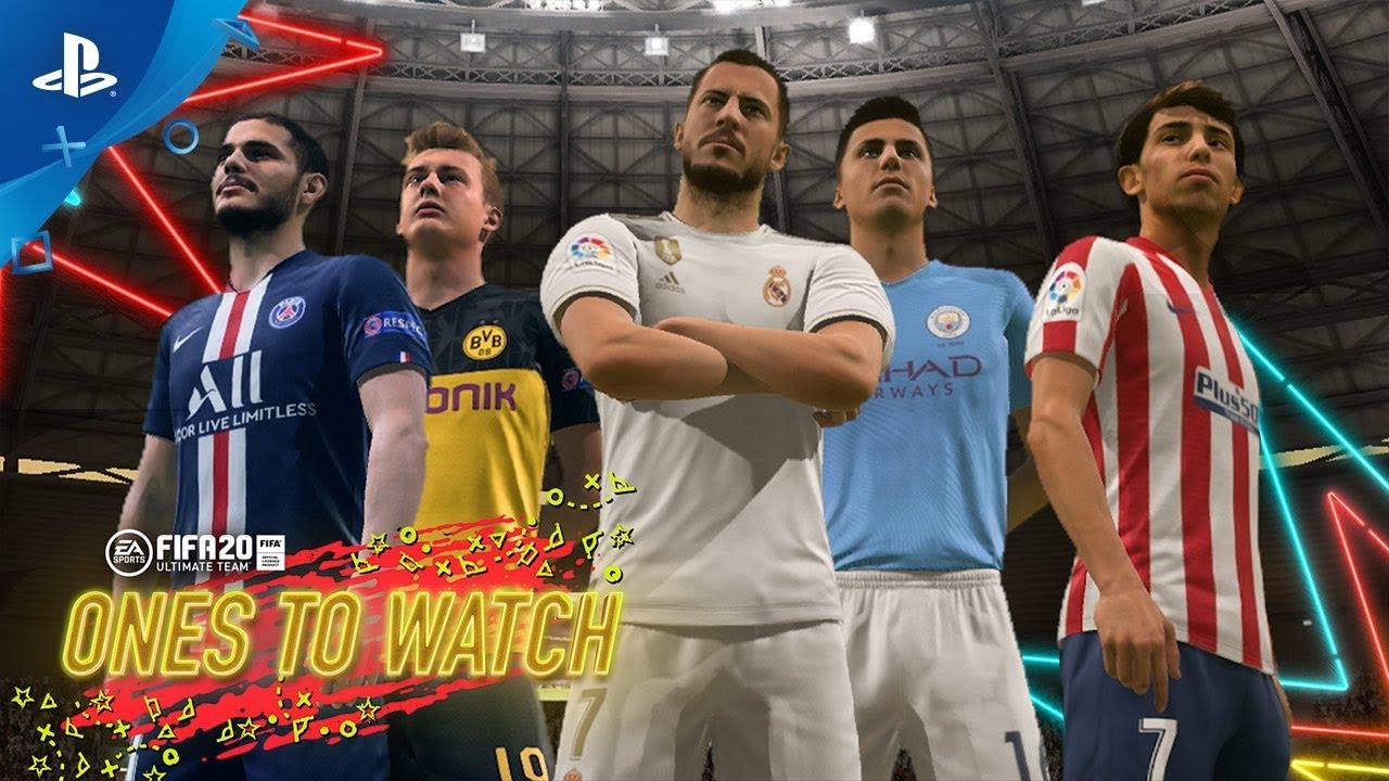 FIFA 20 ganha trailer com as principais transferências
