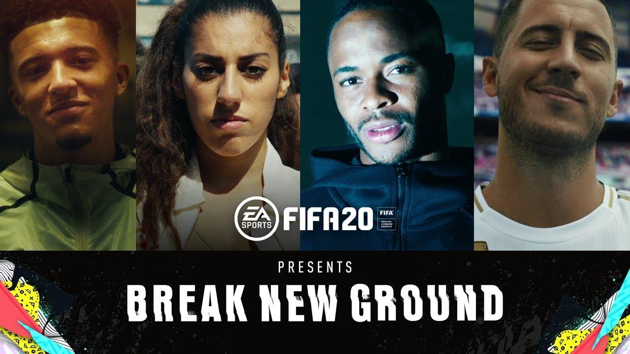 FIFA 20: modo VOLTA é destaque do lançamento
