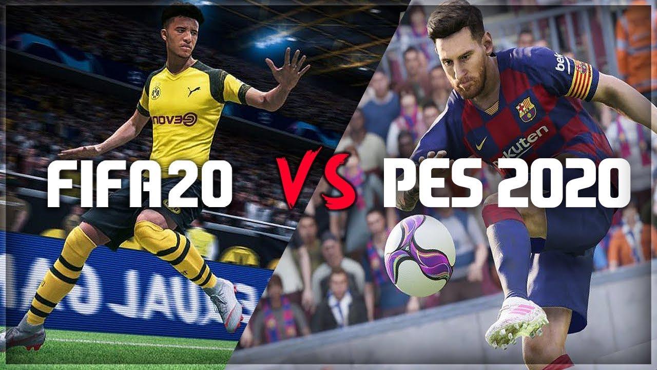 FIFA 20 vs PES 2020: comparativo mostra qual é o melhor jogo de futebol