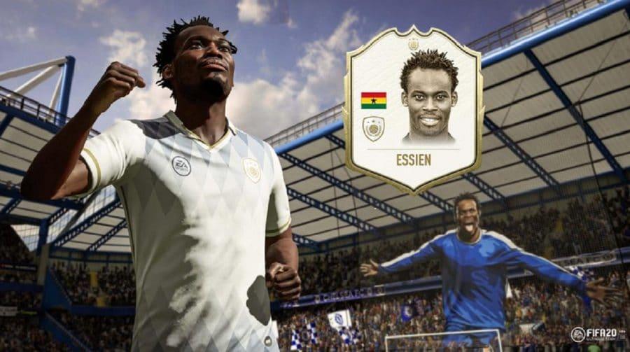 Esse é craque! Essien é outro Icon confirmado em FIFA 20