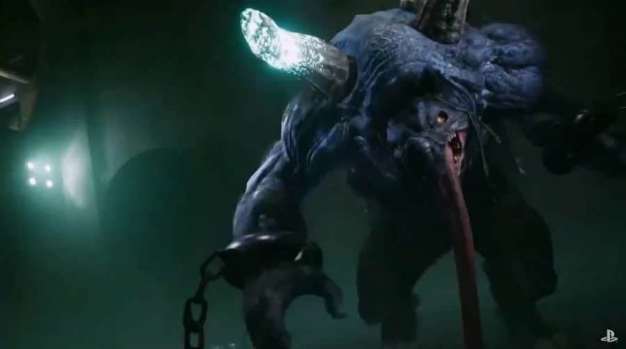 Novo gameplay de Final Fantasy VII Remake mostra boss fight contra Aps