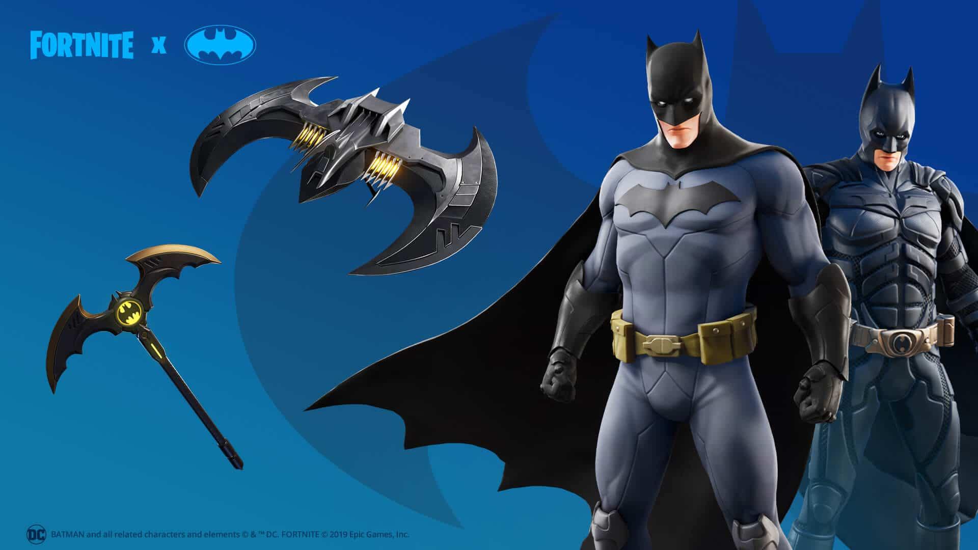 Fortnite + Batman: começa evento crossover em Fortnite 1