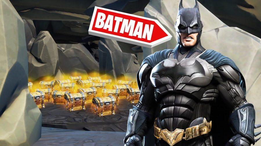 Fortnite pode ter crossover com Batman