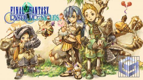 Final Fantasy Crystal Chronicles Remastered Edition chega em 2020